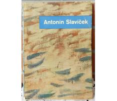 Antonín Slavíček-kniha