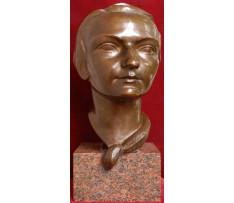 Blažena Borov-Podpěrová(1894-)-Busta ženy