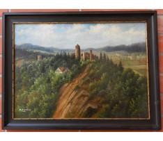 Esche A.-Ruine Hossenstein