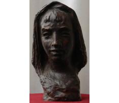 Ferda Štábla(1916-79)-Hlava ženy