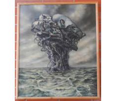 Guderna L.(1921-99)-Imaginatívny mrak
