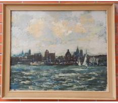 Heinrich Lietz(1909-88)-Pohlad na záliv