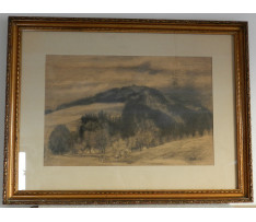 Josef Rektor(1887-1953)-Domy u lesa