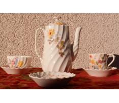 Kávová súprava Copeland Earthenware England