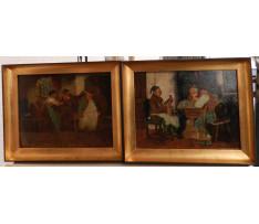 Kaufmann N.-Posedenie párové obrazky