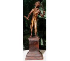 bronzová socha Chopin Francois Fred.
