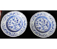 Párové dezertné taniere cibulák