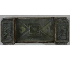 Písacia súprava 19. storočie drevo