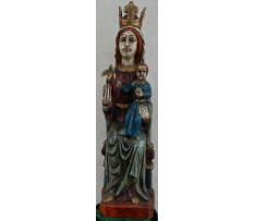 Panna Mária s dieťaťom Stredna Europa
