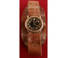 Pilotné náramkové hodinky Helvetia ok.1930