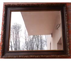 Rámové zrkadlo 20 roky 20 storočia