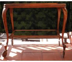 Servírovací stolík Ludvík XIV drevený